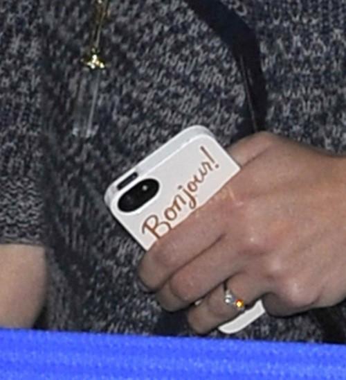 Photos : Lea Michele : elle s'affiche avec une bague de fiançailles et lance de folles rumeurs !