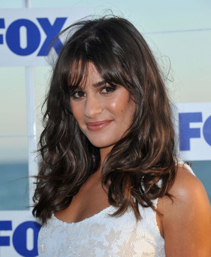 Lea Michele, la brune la plus mignonne de Glee ?