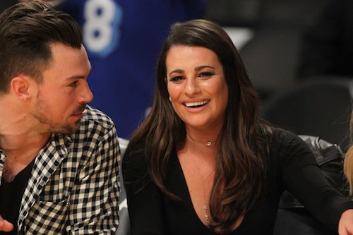 "Photos : Lea Michele in love de Matthew Paetz : ""Cory l'aurait adoré"" !"