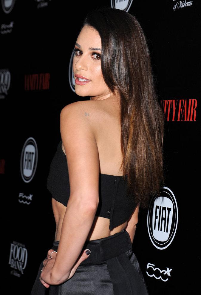 """Photos : Lea Michele : """"J'aime bien mes jambes et mes fesses ne sont pas si mal"""""""