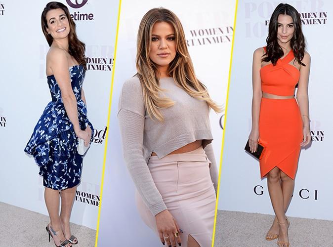 Photos : Lea Michele, Khloe Kardashian, Emily Ratajkowski... Toutes canons pour célébrer les femmes puissantes d'Hollywood !