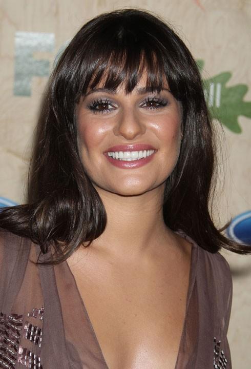 Lea Michele a bossé sa glamour-attitude !
