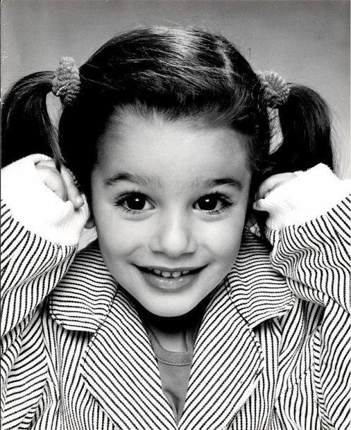 Lea Michele enfant