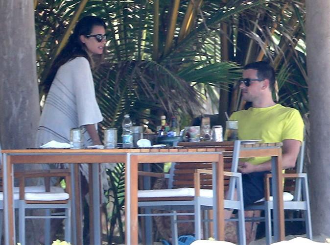 Lea Michele et Cory Monteith au Mexique en mai 2013