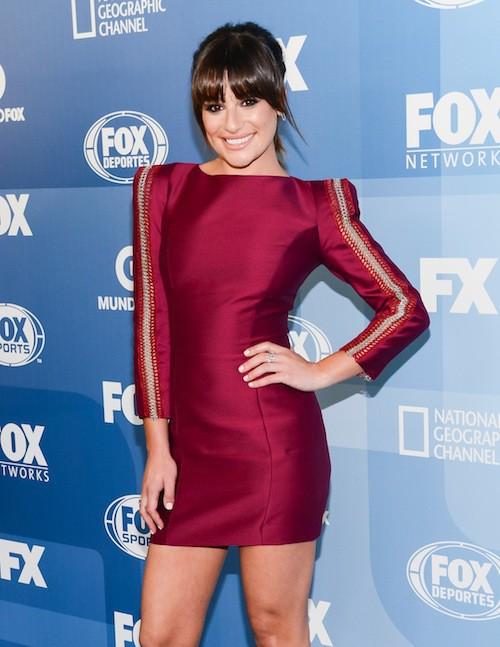 Photos : Lea Michele sexy, elle va de l'avant !