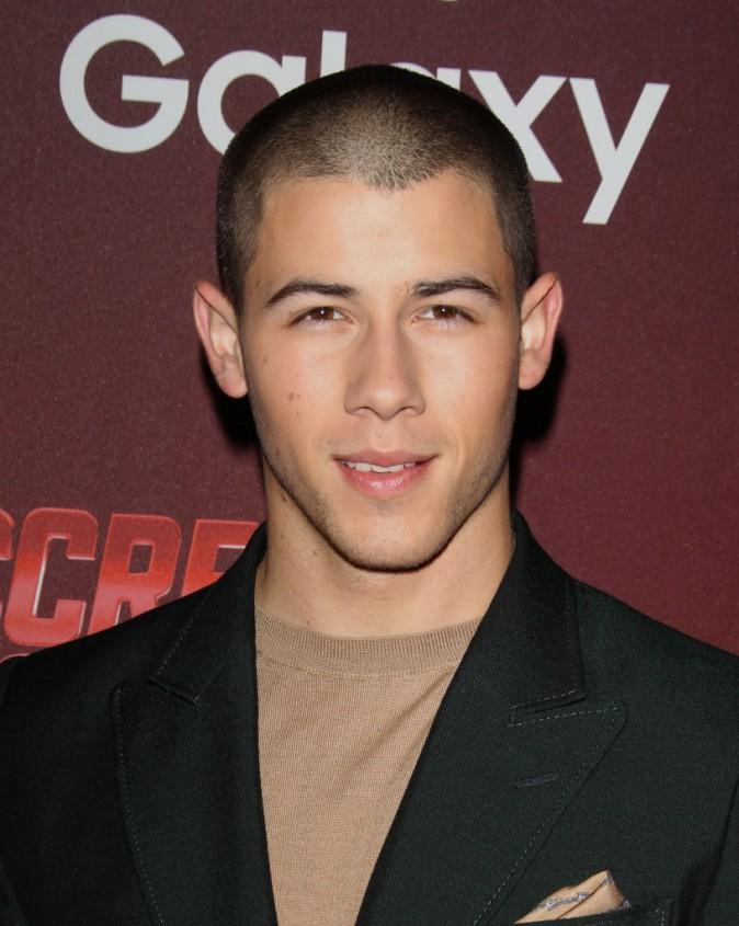 Nick Jonas le 21 septembre 2015