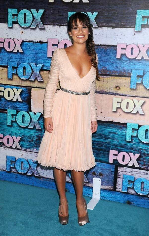 Lea Michele le 23 juillet 2012 à Los Angeles