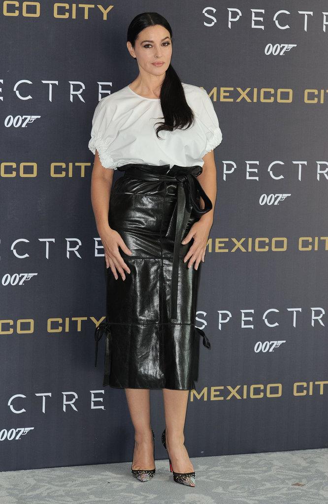 Monica Bellucci le 1er novembre 2015