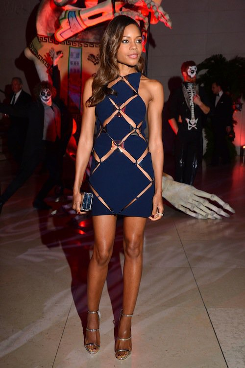 Naomie Harris à l'after-show de Spectre à Londres, le 26 octobre 2015 !
