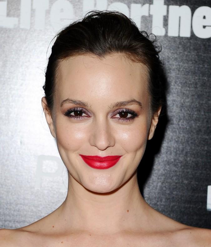 Leighton Meester à Los Angeles le 18 novembre 2014