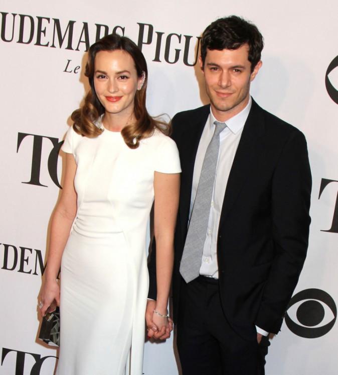 Photos : Leighton Meester et Adam Brody : une première apparition publique réussie pour les jeunes mariés !