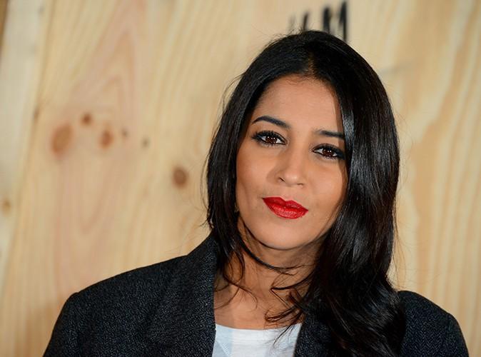 Leïla Bekhti à Paris le 24 octobre 2013