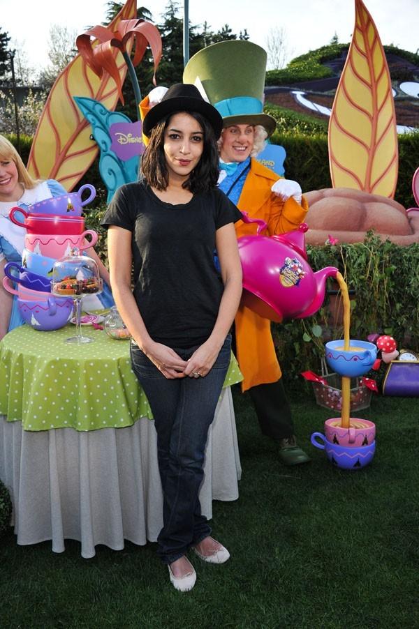 Leïla Bekhti est retombée en enfance !