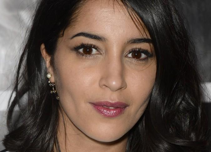 Leïla Bekhti le 6 avril 2015