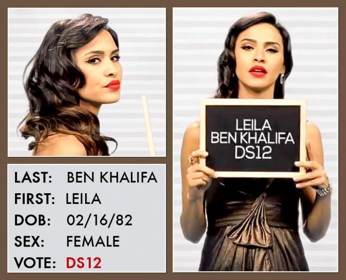 Photos : Leila Ben Khalifa : canon sur les premiers clichés officiels de Danse avec les stars, la date de diffusion dévoilée !