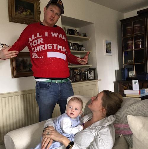 Cara Delevingne est rentrée dans sa famille