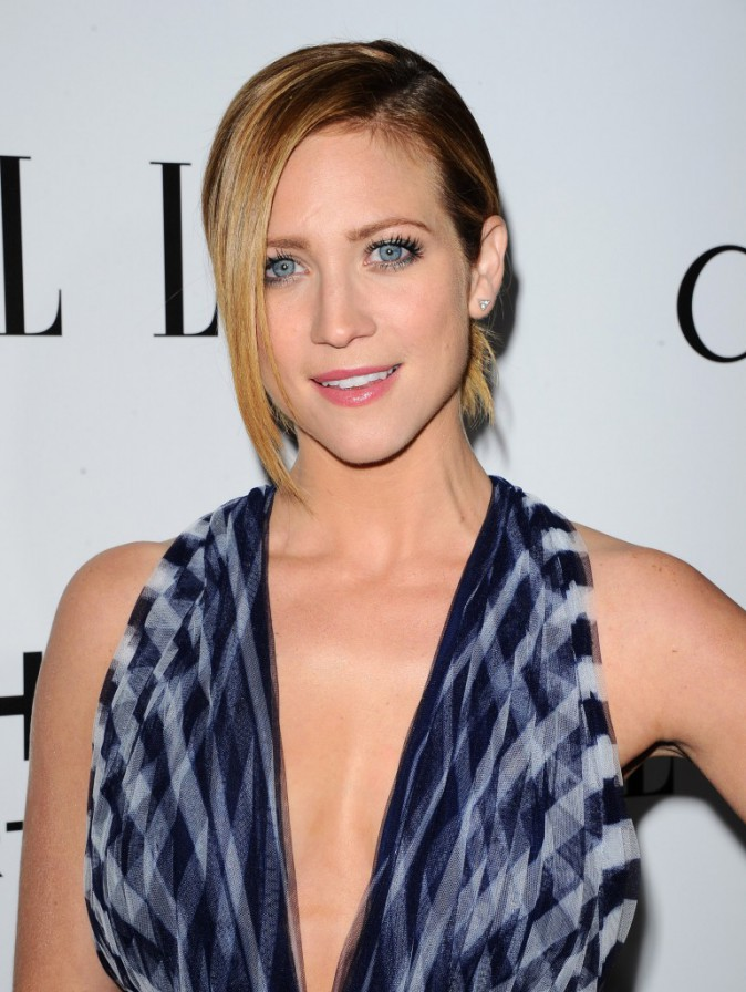 Brittany Snow le 13 janvier 2015