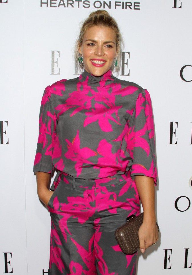 Busy Philipps le 13 janvier 2015