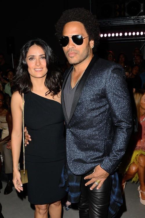 Photos : Lenny et Zoë Kravitz : le père fait sa star au défilé Saint-Laurent, la fille reste discrète chez Chanel !