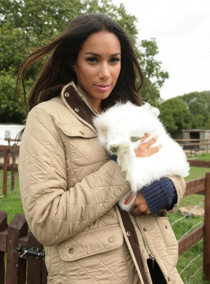 Leona Lewis ressemble à un ange...