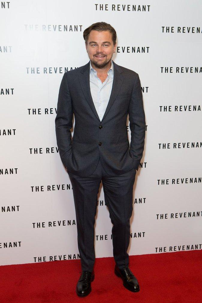 Photos : Leonardo Di Caprio VS Tom Hardy : deux styles bien différents sur le red carpet
