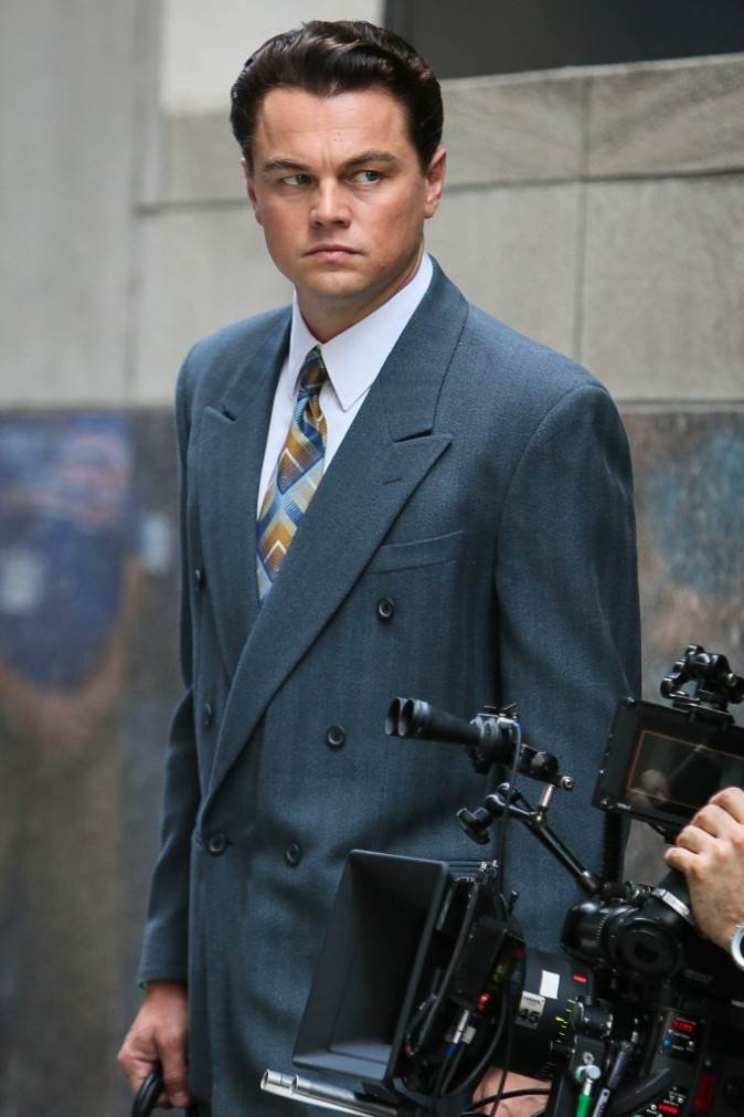 Leonardo DiCaprio, 25 aout, New York