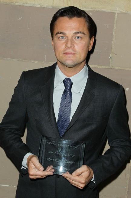 Leonardo DiCaprio le 8 janvier 2013 à New York