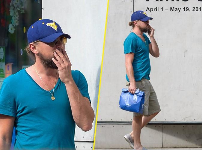 Photos: Leonardo DiCaprio est toujours à la recherche de son sex-appeal !