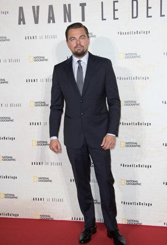 Photos : Léonardo DiCaprio fait sensation à Paris !