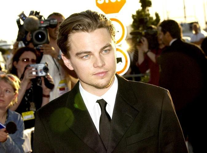 Photos : Leonardo DiCaprio en 2002