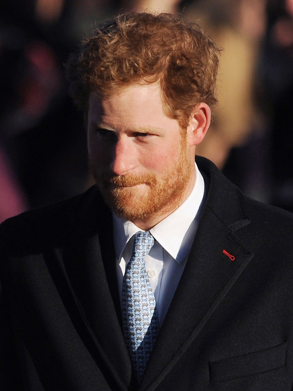 Bonus : Le prince Harry