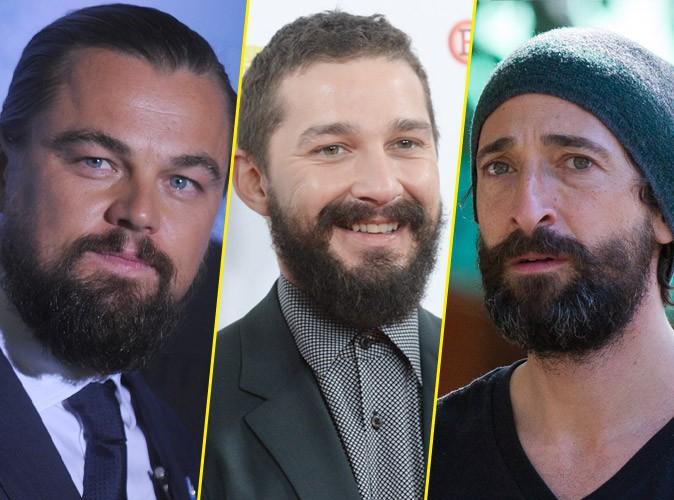 Ces stars qui se laissent pousser la barbe !