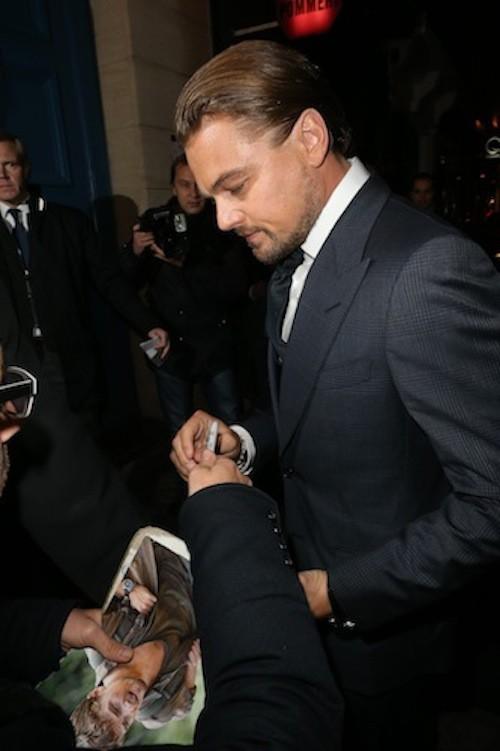 Photos : Leonardo DiCaprio : toujours à Paris, toujours avec sa mère !