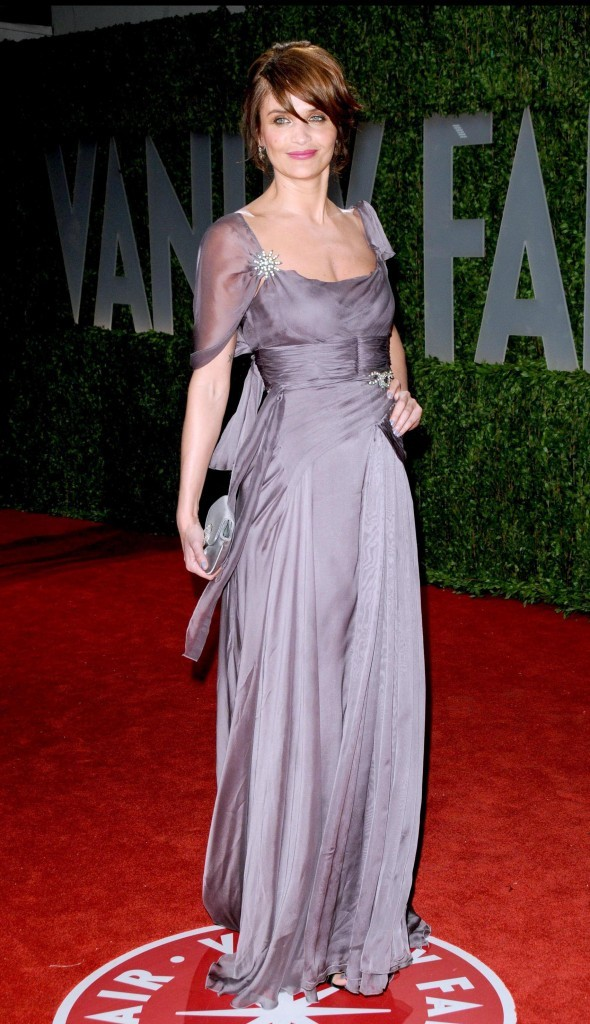 6 : La top-model danoise Helena Christensen aurait également eu une aventure avec Leonardo.
