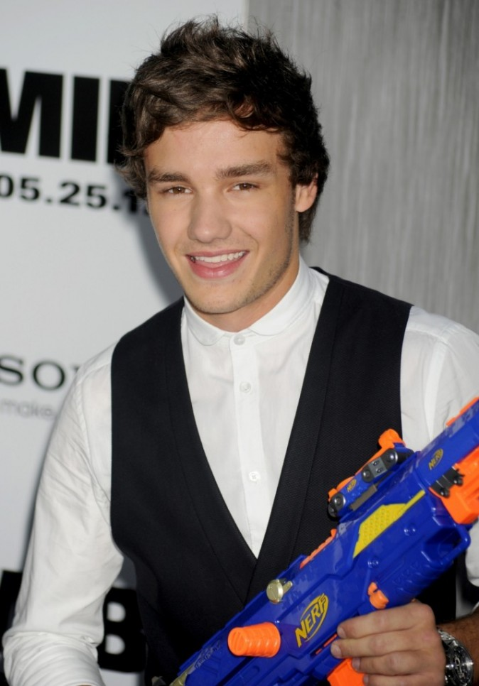 Célibataire n°7 : Liam Payne