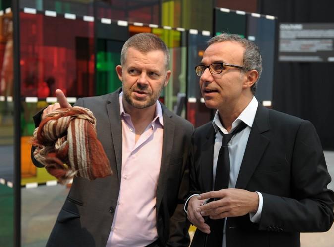 Eric Naulleau et Philippe Besson