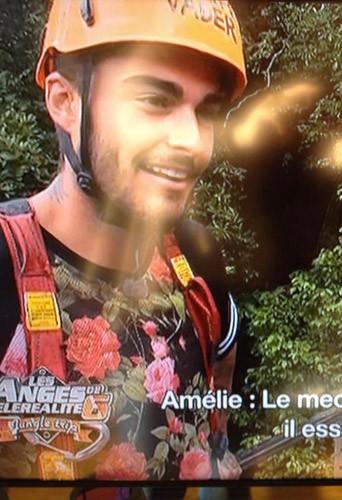 """Photos : Les Anges 6 : Amélie à Thibault : """"Arrête, je vais te frapper"""" !"""