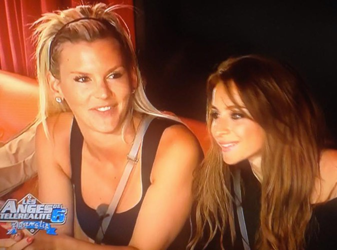 Amélie et Dania sont venues soutenir Sofiane