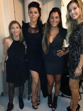 Photos : Les Anges 6 : Anaïs, Nelly, Amélie… toutes sexy pour le prime des retrouvailles !