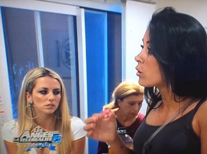 A la villa, Shanna défend Nelly contre les deux Julien