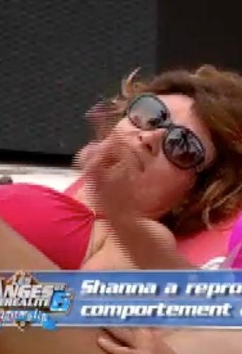 """Photos : Les Anges 6 : Fred : """"Shanna, je ne l'aime pas. Elle est hypocrite et égoïste"""" !"""