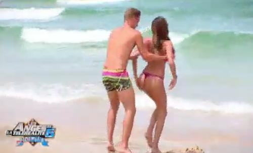 Rapprochement dans l'air entre Julien blond et Vanessa !