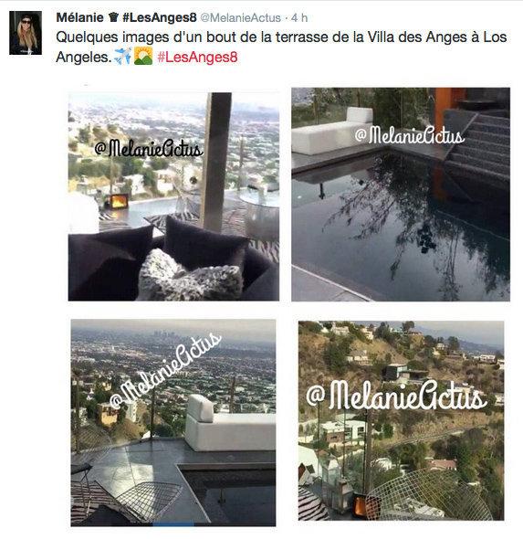 Les photos de la nouvelle villa des anges ont été dévoilées