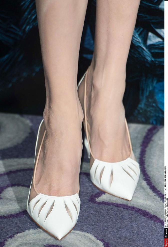 Photos : les chaussures maléfiques de l'ensorcelante Angelina Jolie !