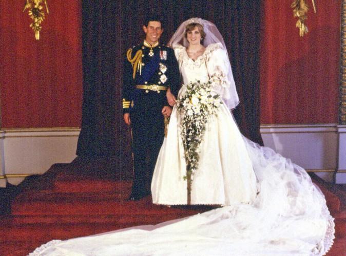 Photos : les clichés inédits du mariage de Lady Di et du prince Charles dévoilés !