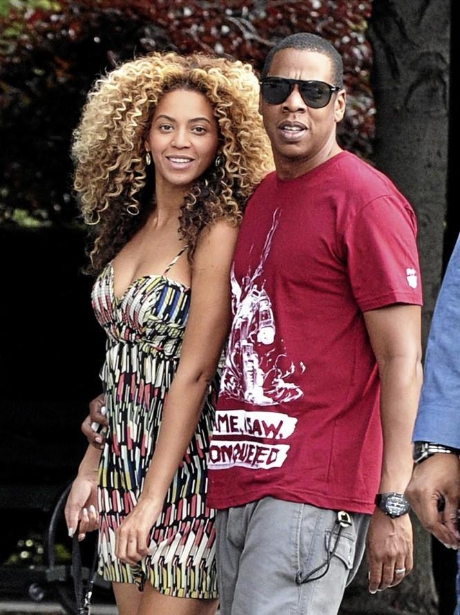 Jay Z et Beyoncé : la belle et la bête !