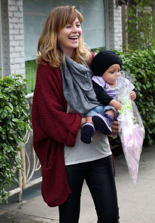 Photo : Stella, la fille d'Ellen Pompeo