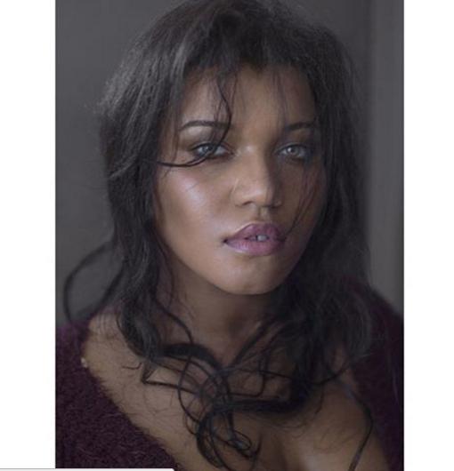 Jade Allzwaze, mannequin grande taille