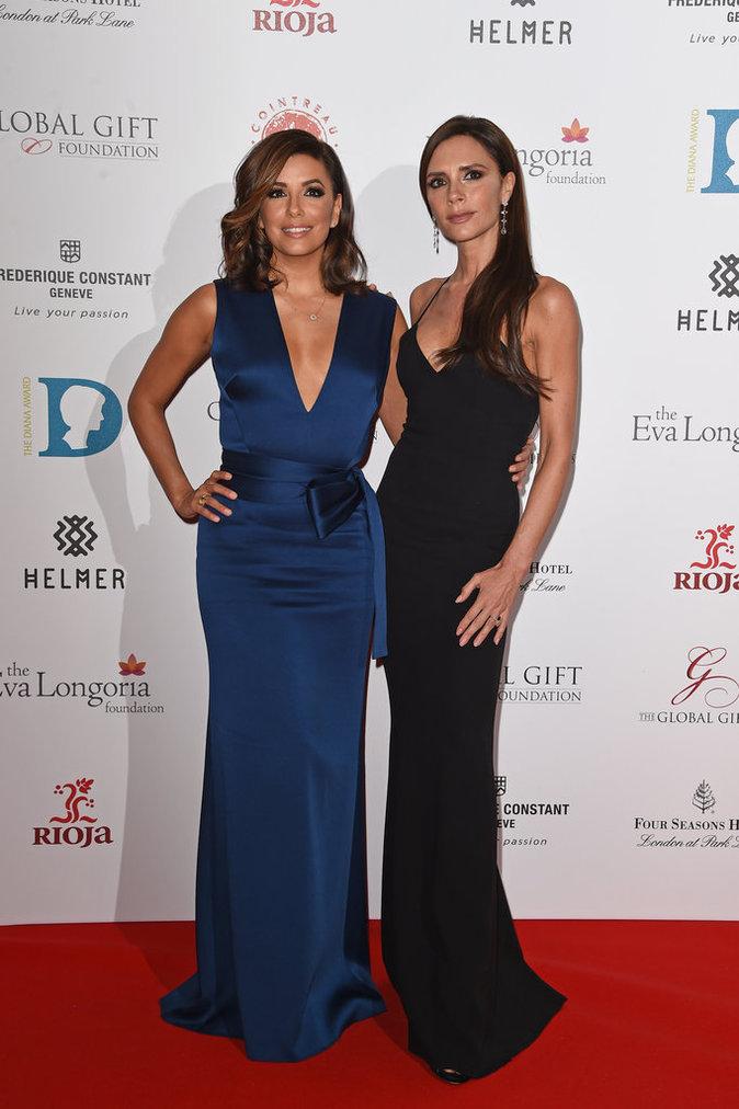 Eva Longoria fut la première amie sur le sol américain pour Victoria Beckham quand elle s'est installée à Los Angeles avec sa famille. La Spice...