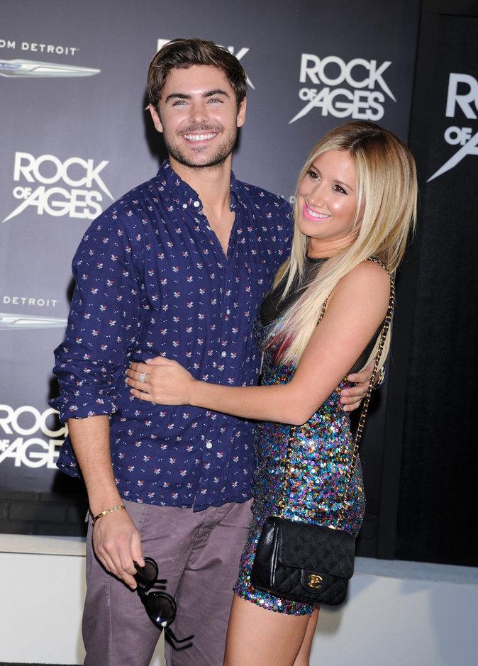 Zac Efron & Ashley Tisdale, une amitié solide depuis High School Musical